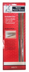 purchase HSS PLANER BLADES REXON GPT-317A REPLACEMENT PLANING KNIVES