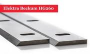 Elektra Beckum HG260 Planer Blades Knives - 1 Pair Online