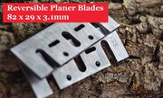 82 x 29 x 3.1mm Planer Blades Online Cheap Cost @ UK