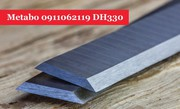 Metabo 0911062119 DH330 Disposable Planer Blades - 1 Pair