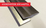 Axminster AW106 PT2 Planer Blades Knives - Set of 3