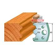 Profile 006 Spindle Moulder Cutters - 40mm Profile Knives online
