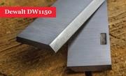 Dewalt DW 1150 Planer blades knives DE 7333 - 1 Pair For Sale
