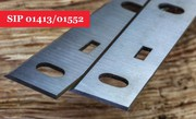 REPLACEMENT SIP 01413/01552 HSS Planer blades knives Online