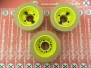 Cutting-Edge Heavy Duty 120mm Power feeds Roller - Set of 3