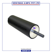 Rubber Roll Recoating Service Provider   Re-Coating of Rubber Roller